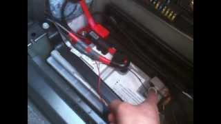 BMW E60 iDrive Battery Drain Issue (IBS) RESOLVED!