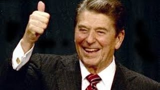 Ronald Reagan Screwing Pensioners From the Grave!