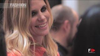 ANNARITA N PARTY Milan Fall 2015 by Fashion Channel