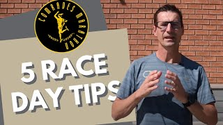 5 Comrades Marathon Tips from the Official Comrades Coach