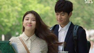 ❤ L & Ha Ji-won ❤ The Time I