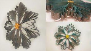 Christmas Decoration Ideas   Diy Paper Craft For Festival   Creative Decor Idea By Kalakar Supriya