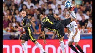 Cristiano Ronaldo   Juventus King 201819 Skills & Goals HD|