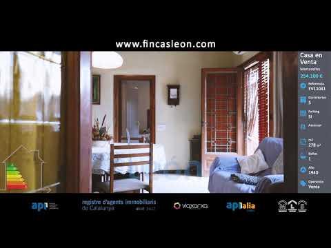 Casa de pueblo en Venta en Martorelles // REF: EV11041