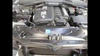 B18333 BMW E61 530i N52N AUTO 2007 ENGINE TESTING