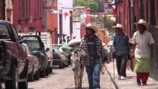 San Miguel de Allende Promocion Video Guanajuato Mexico