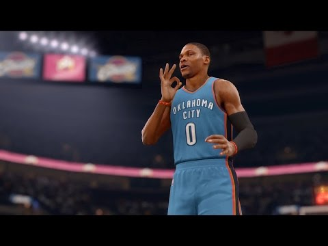 NBA LIVE 16| Official E3 First Look Trailer | PS4, Xbox One thumbnail