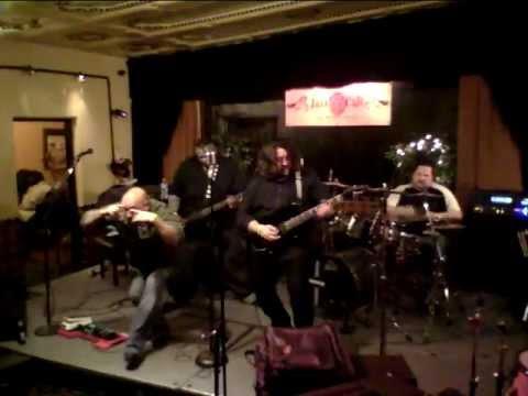 "MediSin Wheel performes ""NY Minute"" at the Detroit Music Hall, Jazz club."