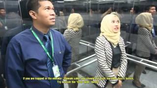 VIDEO SAFETY TANGGAP DARURAT BPJS KETENAGAKERJAAN KANTOR PUSAT