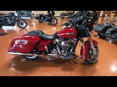 2021 Harley-Davidson Street Glide FLHX
