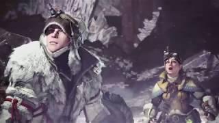 [Monster Hunter World: Iceborne] - Vidéo introduction - PS4, XBOX ONE, PC