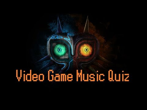 Video Game Music Quiz (OST)
