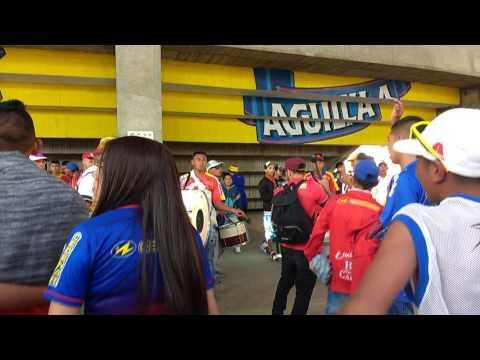 """""""Tema nuevo (deportivo pasto vs atlético junior) pronto el resto de vídeos"""" Barra: La Banda Tricolor • Club: Deportivo Pasto"""