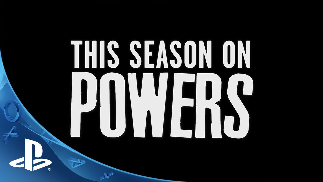 Powers Premiere Available Now, Only on PlayStation