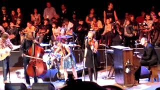 Arcade Fire - Half Light II @ 2011 Bridge School Benefit Concert at Shoreline - 10/23/11