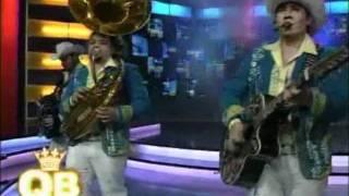 Calibre 50 en Que Quiere La Banda (16 - Febrero - 2012) [Parte 8]
