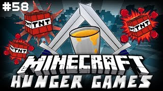 Minecraft: Hunger Games! - Game #58 - SKYPE PROBLEMS! W/JasunNation
