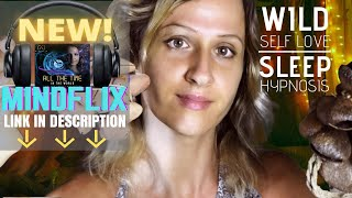 3 Step ASMR Sleep Hypnosis for WILD Self LOVE Affair