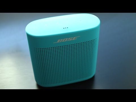Bose Soundlink Color 2 Review Plus Sound Test