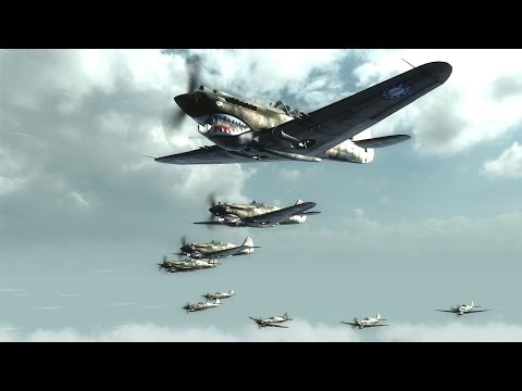 """Flying Tigers: Shadows Over China -- """"Touchdown"""" Narrated Steam Update @ 60 FPS thumbnail"""