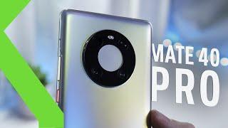 Huawei Mate 40 Pro, análisis: su SOFTWARE lo ALEJA de ser el MÓVIL DEL AÑO