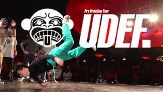 Knuckleheads Cali vs Now Or Never BBOY Semi-Final | MM Day 2015 | UDEF x Silverback x YAK