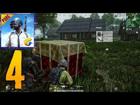 PUBG Mobile - Gameplay Part 4