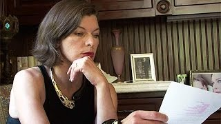 Milla Jovovich Russian Soul (with Subtitles)