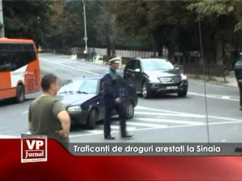 Traficanti de droguri arestati la Sinaia