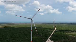 Mexico second place in Wind Energy in LATAM