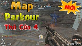 Map Parkour Thủ Cửa Zombie 4 Chính Thức Cập Nhật CFQQ!