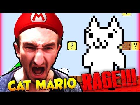 F*** YOU CAT MARIO! (Ultimate Rage Video) (видео)