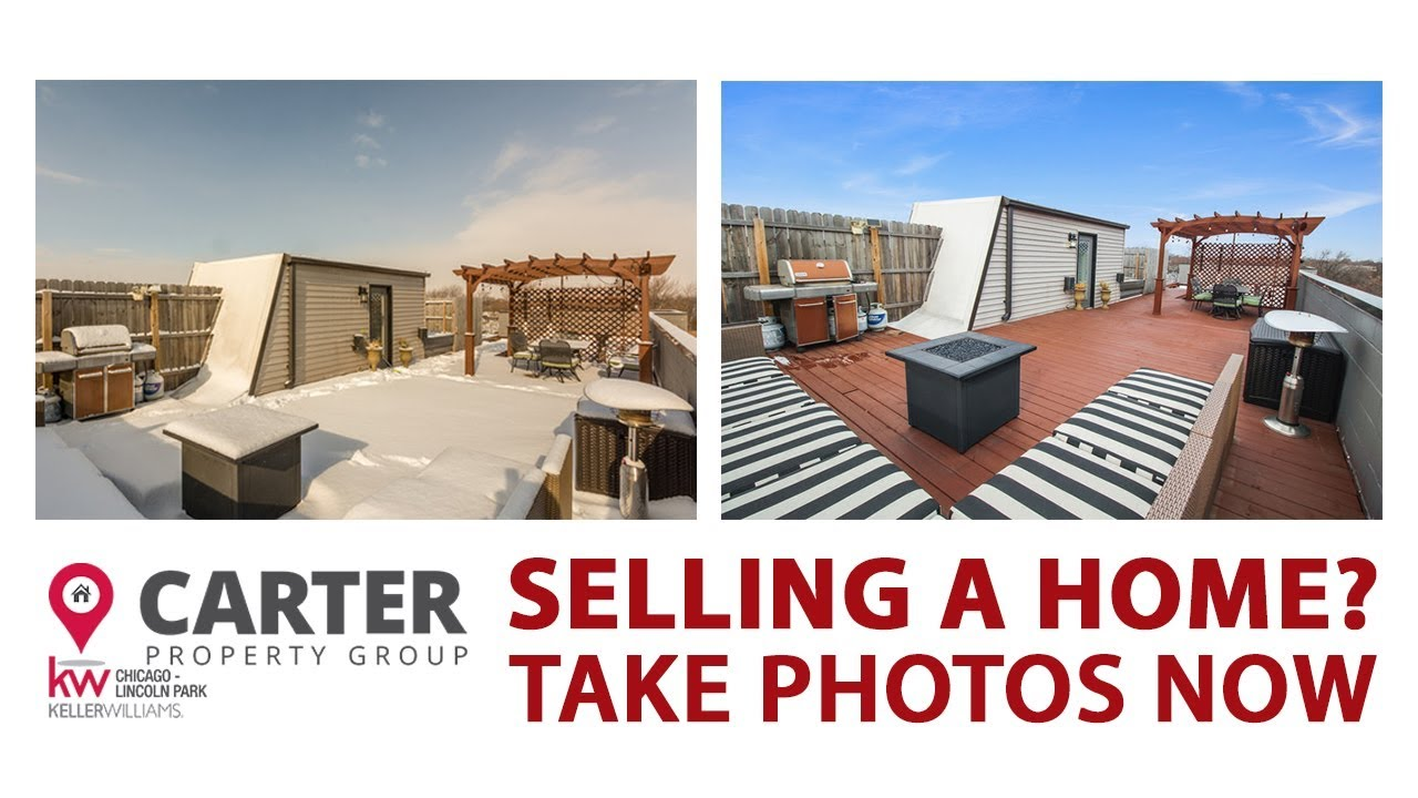 Take Exterior Home Photos Now Before Winter Arrives