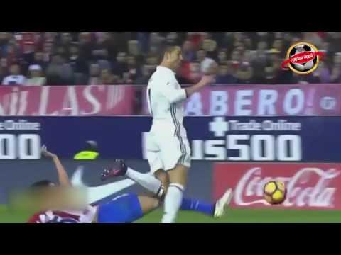 """""""هاتريك"""" رونالدو في مرمى تليتكو مدريد"""