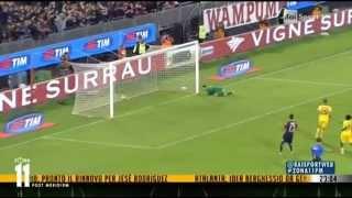 preview picture of video 'Cagliari-Modena 4-4 (9-8 d.c.r), Tim Cup 2014-15'