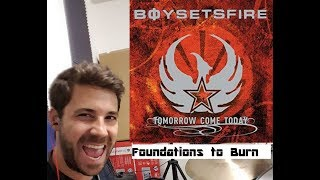 Boysetsfire - Foundations to Burn, drum cover