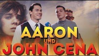 Fans necken mit JOHN CENA !!!