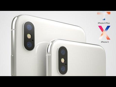 Latest 2018 iPhone X Rumors: Bigger Batteries, Metal Back & More Apple News!