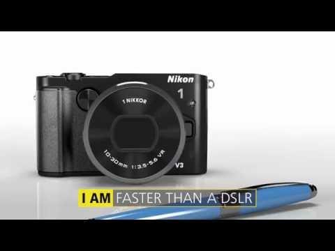 Nikon 1 V3 Product Tour