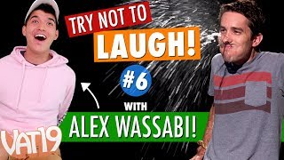 Vat19 Make Me Laugh Challenge #6 | with Alex Wassabi