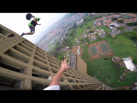 hqdefault - Una carrera para ver quien hace antes el salto base