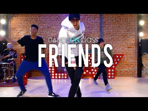 Justin Bieber & BloodPop® – Friends | Kenny Wormald Choreography | DanceOn Class