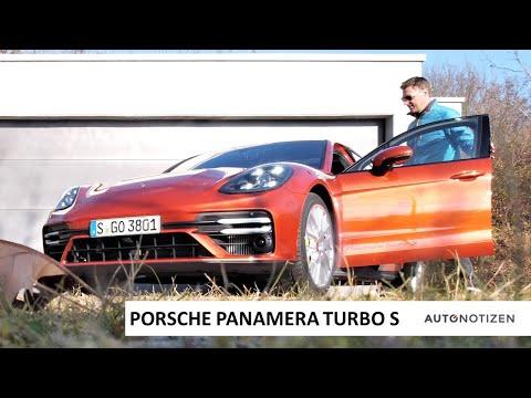 Porsche Panamera Turbo S Sport Turismo (630 PS) 2021: Review / Test / Fahrbericht