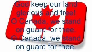 Canadian National Anthem, O Canada