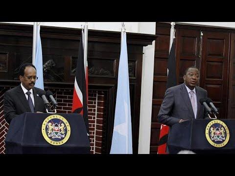 La Somalie et le Kenya rétablissent leurs relations diplomatiques La Somalie et le Kenya rétablissent leurs relations diplomatiques