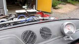 Fiat 127 high revs