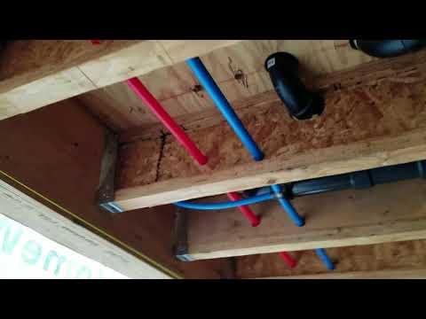 Tip to unroll pex flexible tubing - смотреть онлайн на Hah Life