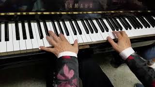彈琴的三個主要步驟
