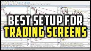 BEST WAY TO ORGANISE YOUR TRADING SCREENS/CHARTS IN METATRADER (MT4 and MT5)