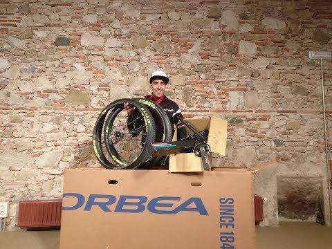 Preparando mi Orbea Oiz para la Cape Epic